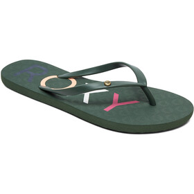 Roxy Sandy II Sandaler Damer, green